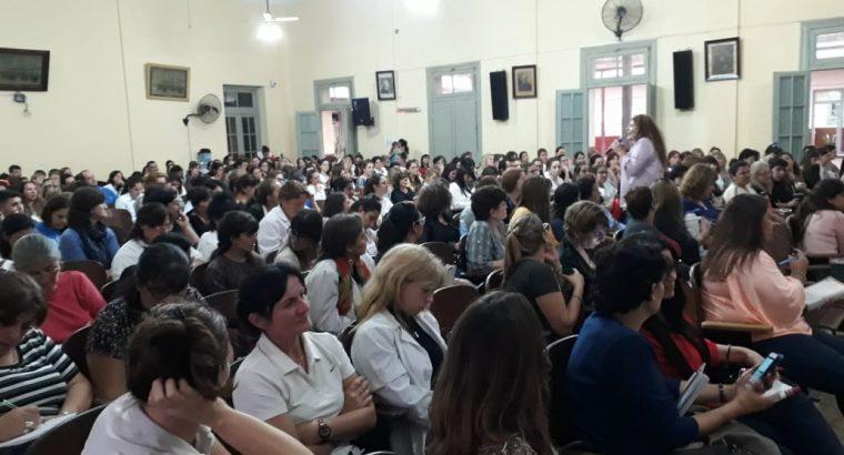 Consumos Problemáticos: Escuela y Comunidad ¿cómo cuidarnos?