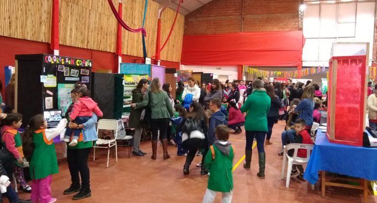 Se realizó el lanzamiento de la instancia escolar de Feria de Educación del Nivel Inicial