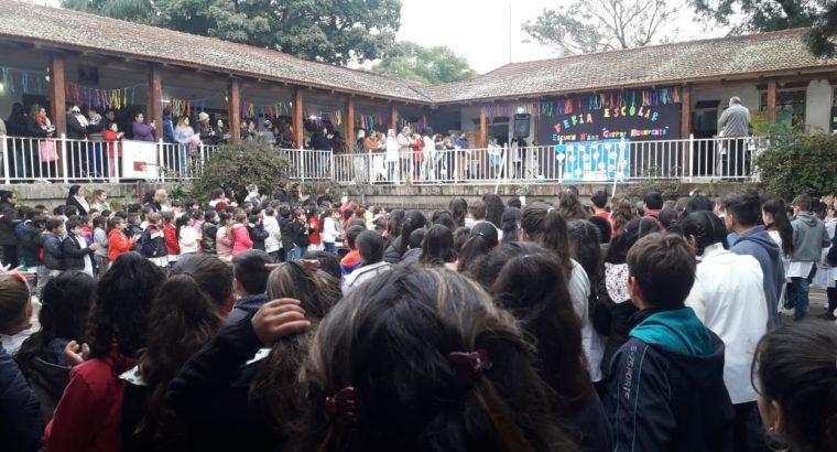Se realiza el lanzamiento de la instancia escolar del Nivel Pirmario y Secundario de Feria de Educación