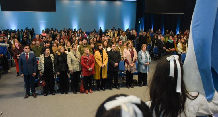 Con la participación de 15 provincias se abrieron las jornadas de cooperativismo escolar