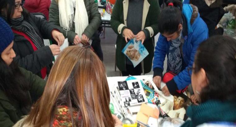 Más de 200 supervisores y docentes de arte se capacitaron en Concordia