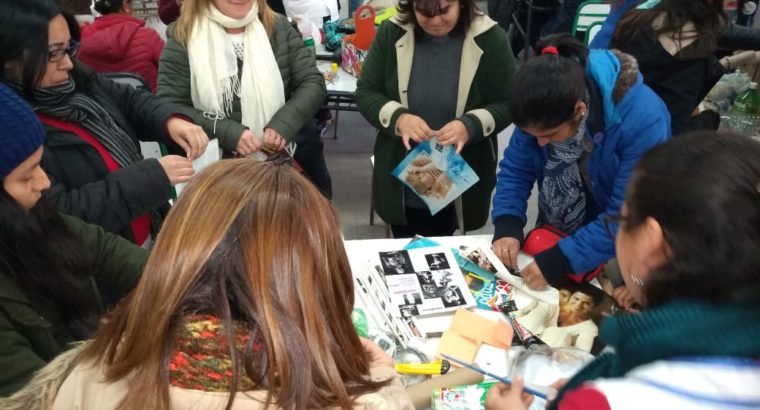 Educación Artística brindo la Primer Capacitación entrabajo con supervisores y docentes de arte
