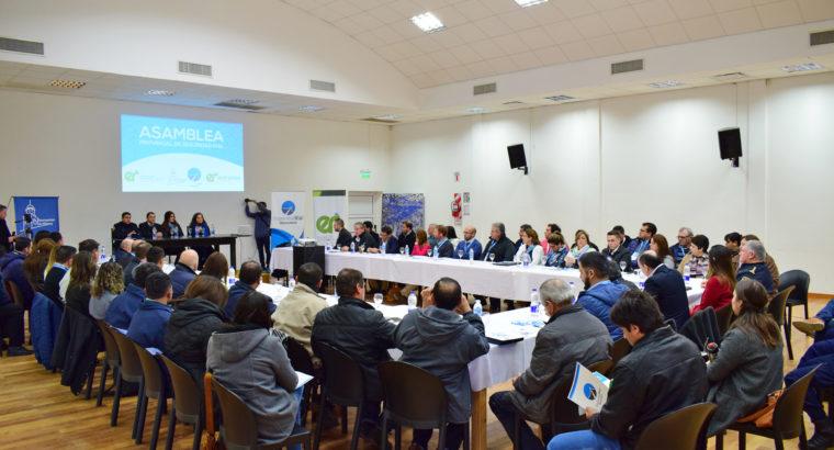 En Villaguay se desarrolló una nueva Asamblea Provincial de Seguridad Vial