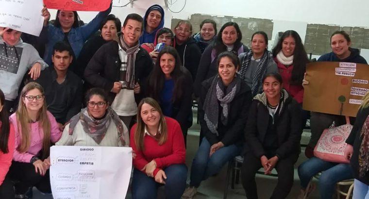 Estudiantes de Paraná participaron de una jornada de educación y seguridad vial