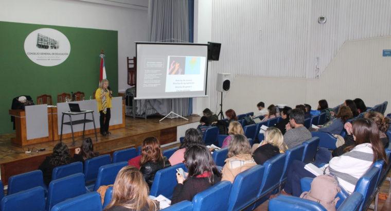 Rectores de escuelas muestrales de Secundaria se Mueve se capacitaron en Paraná
