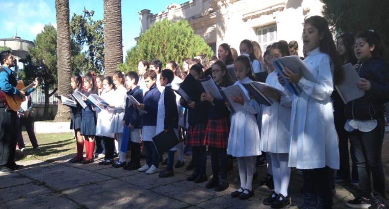 Bandas, coros y orquestas escolares se presentarán en Villaguay