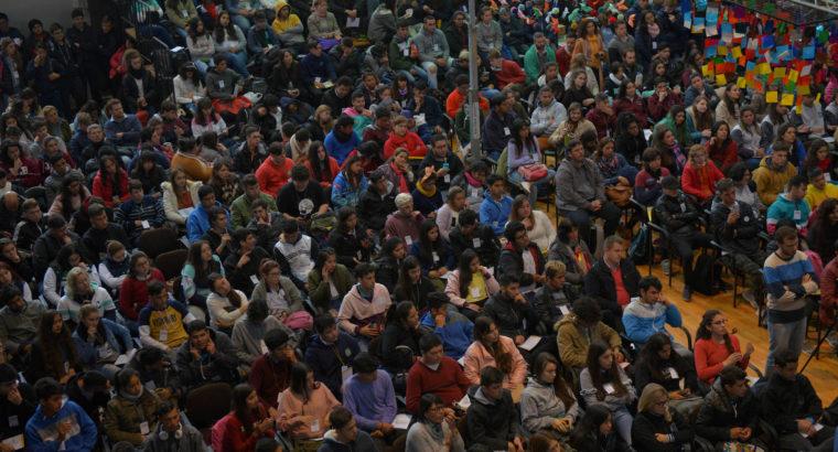 Más de 700 estudiantes participaron del Segundo Encuentro Provincial de Centros de Estudiantes