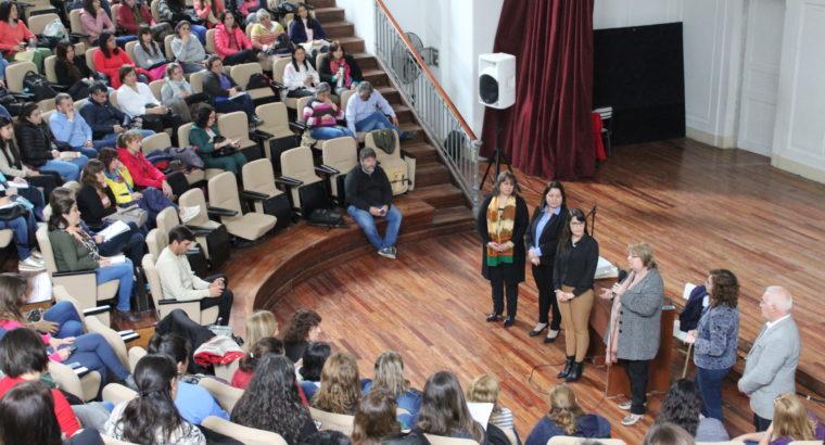 Más de 300 docentes participaron de las jornadas de actualización académica en educación secundaria