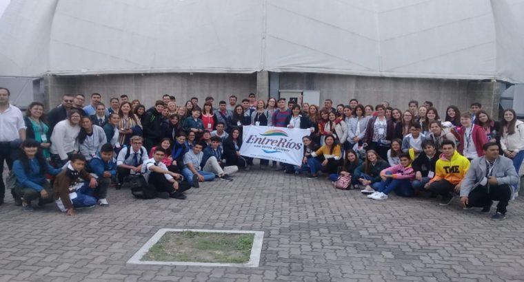 Exitosa presentación de Entre Ríos en la Feria Nacional de Innovación Educativa