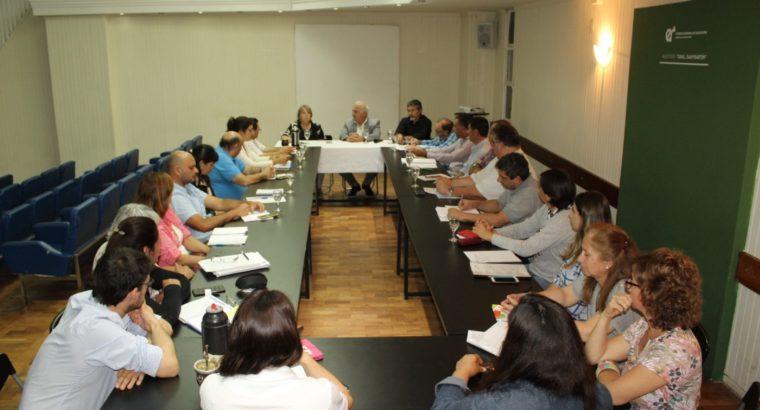 Se realizo el cuarto encuentro del Consejo Provincial de Educación, Trabajo y Producción