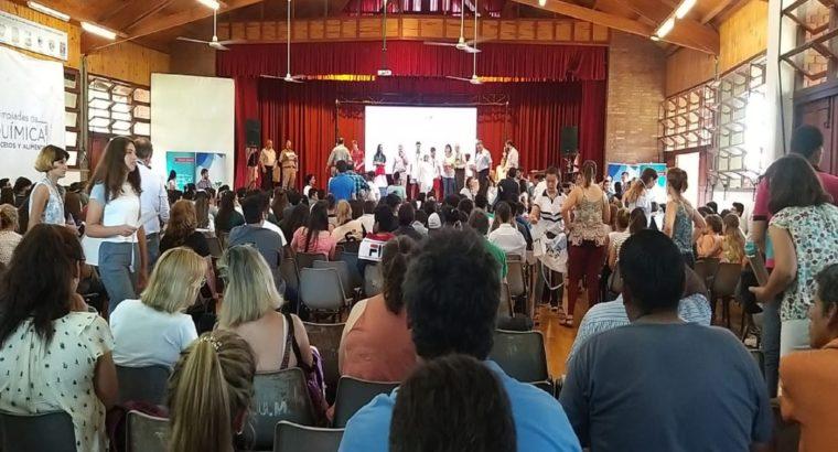 Más escuelas técnicas entrerrianas destacadas en olimpiadas nacionales