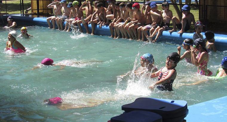 Más de 30 Centros de Educación Física brindan actividades recreativas durante el receso escolar en la provincia
