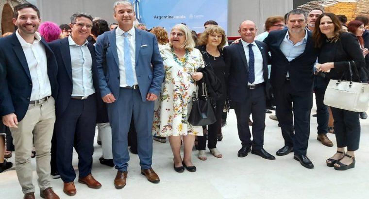 Entre Ríos estuvo presente en el lanzamiento del Plan Nacional de Lecturas