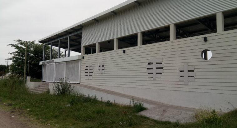 La provincia finalizará la UENI de barrio El Brillante en San José