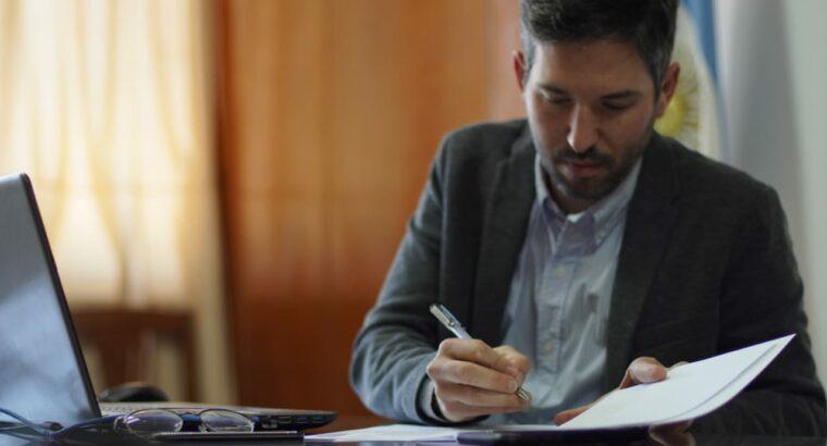 Convenio para desarrollar la Formación Profesional en Entre Ríos