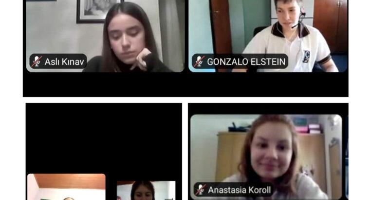 Estudiantes concordienses fueron destacados en feria de ciencias de Brasil