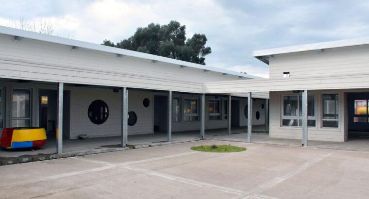 Licitación para finalizar las UENI de Villa Elisa y Gualeguay