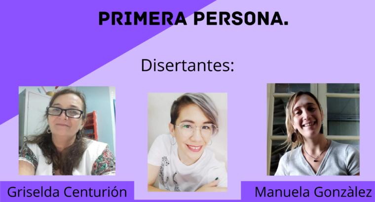 """Charla abierta: """"Yo trabajo, Yo lucho: Experiencias de Mujeres en Primera Persona"""""""