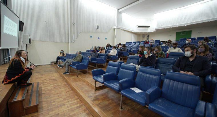 Ley Micaela: capacitación a autoridades del CGE