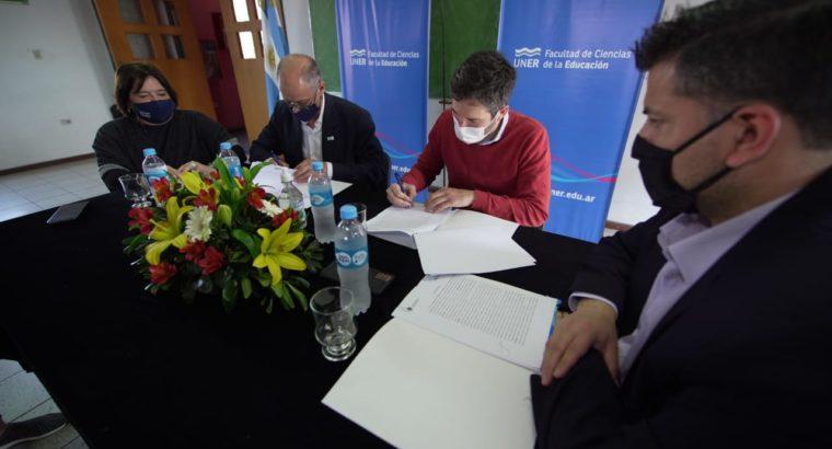 Se dictarán en Gualeguay dos licenciaturas en Educación de la UNER