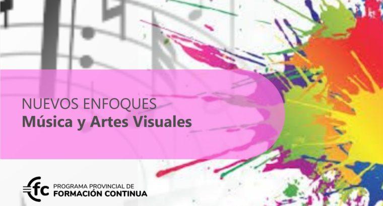 Ciclo de formación en Música y Artes Visuales